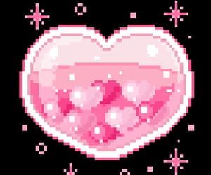 art, heart, and kpop image