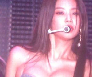 archive, jennie kim, and asian girl image