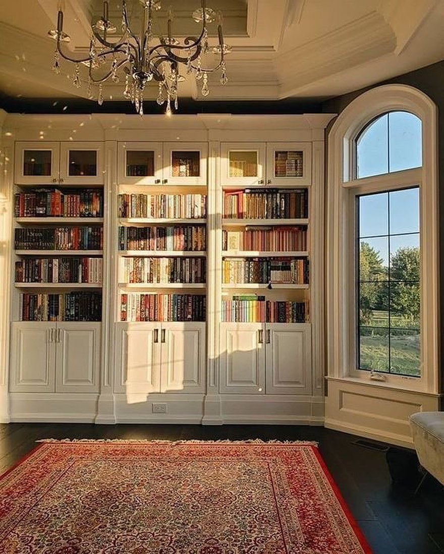 home and books image