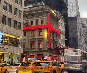 city life, new york city, and nyc image