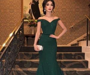 dresses, evening dress, and fashion image