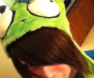 alternative, emo hair, and emo style image