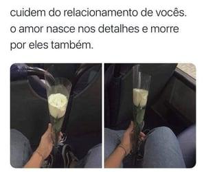 flor, relacionamento, and amor image