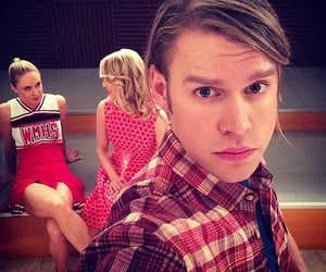 kitty, dianna agron, and sam evans image