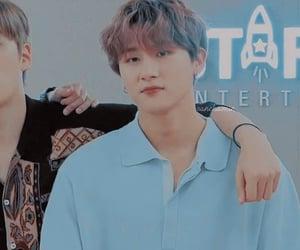 idol, changkyun, and kpop image