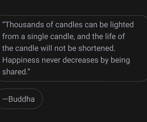 Buddha, happiness, and buddha quotes image