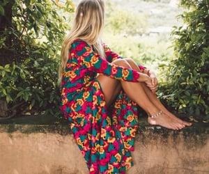 dress, fashion, and janni deler image