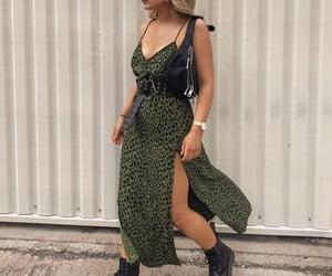 dress, mode, and fashion image