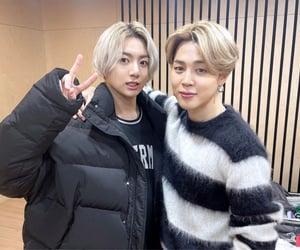 bts, jeon jungkook, and selca image