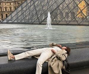 france, lifestyle, and paris image