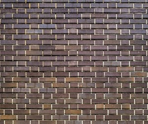 3d brick wallpaper and black brick wallpaper image