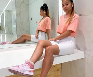womens shoes, basketball shoes, and jordan sneakers image