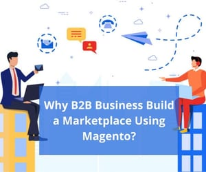 hire magento developer, magento support, and b2b business image