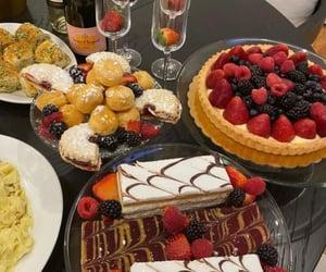 food, gourmandise, and nourriture image