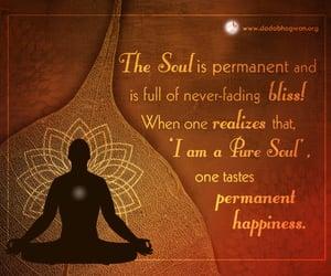 bliss, spirituality, and spiritual thought image