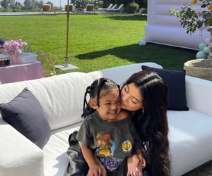 birthday party, true, and stormi image
