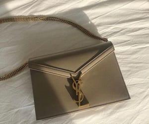 handbag, YSL, and fashion image