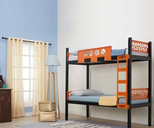 gemini bunk bed, bunk bed online, and bed for kids image