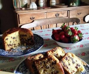 cottagecore and food image
