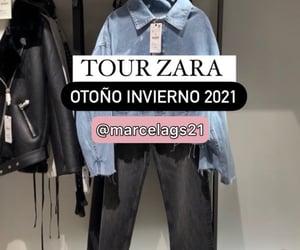 moda, outfits, and Zara image