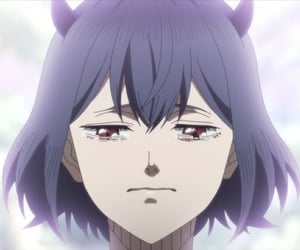 anime, nero, and black clover image