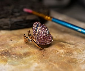 belleza, elegancia, and anillo image