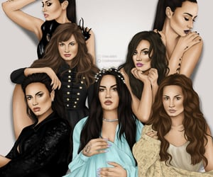 albums, confident, and favourite songs image