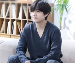 bts, bts v, and taehyung image