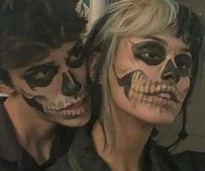 couple, teeth, and love image