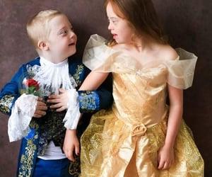 enfants, la belle et la bete, and déguisement image