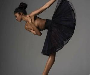 bailarina, ballet, and danza image