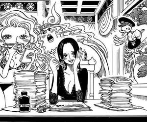 anime, manga, and boa hancock image