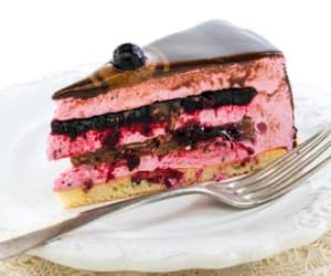 blueberry, cake, and recipes image