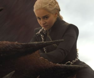 daenerys targaryen, mother of dragons, and khaleesi image
