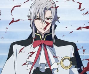 anime, vampire, and seraph of the end image