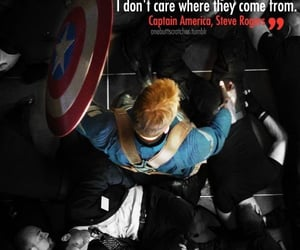 Avengers, peace, and captain america image