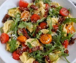Mixed pasta salad