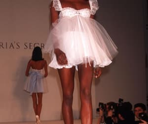 fashion, runway, and supermodel image
