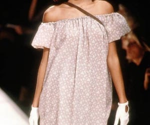 Armani, haute couture, and mini dress image
