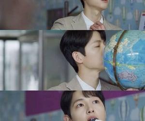 kdrama, song joong ki, and Korean Drama image