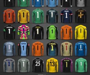 football, goalie, and arquero image