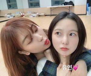 clc, choi yujin, and yuyeon image