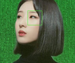 aesthetic, icon, and haseul image