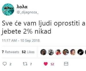 novi sad, tviter, and reči image