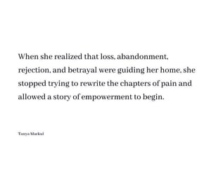 abandonment, poetry, and words image