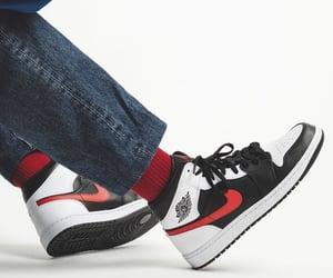 air jordan, shoes, and women sneakers image