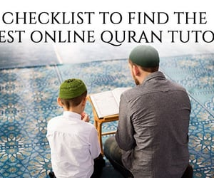 learn quran online, best quran teaching, and learn quran recitation image