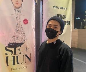 exo, sehun, and oh sehun image