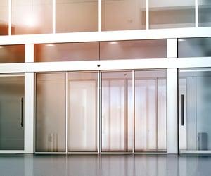 door and door in london image