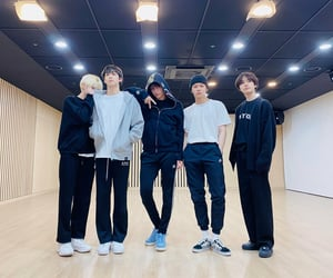 k-pop, boy group, and soobin image
